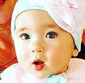 Baby Photo Contest Honorable Mention